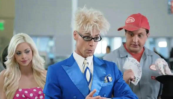 Murray, Chloe, Lefty and More Vegas Celebs Featured in New TSA Security Videos at McCarran Airport