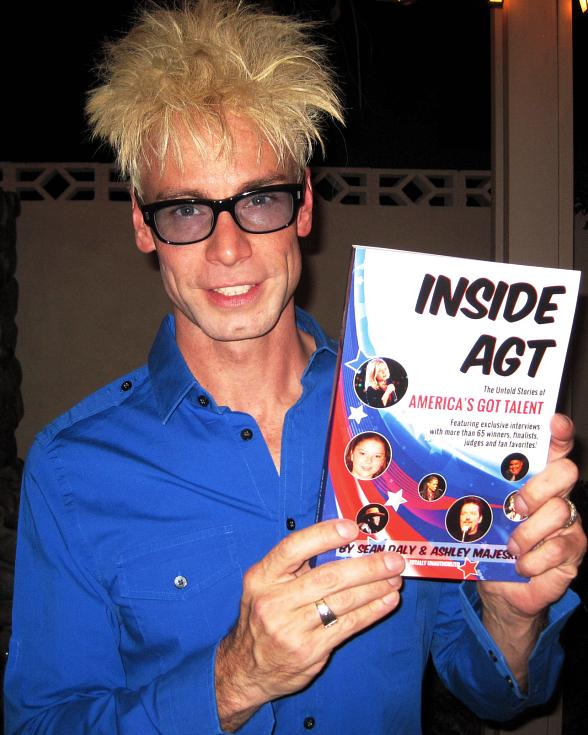 Murray Featured in New Book 'Inside AGT' Released This Week