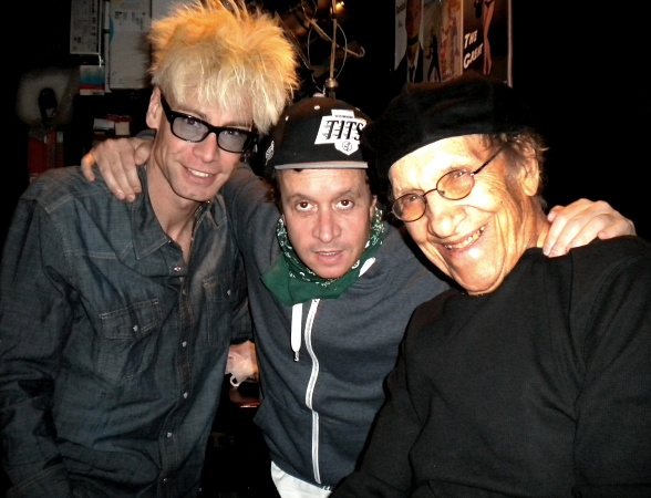 Murray SawChuck Welcomes Pauly and Sammy Shore to the Laugh Factory at Tropicana Las Vegas