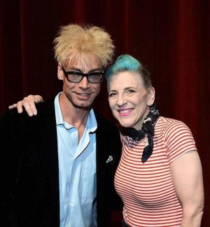 MURRAY visits Lisa Lampanelli at The Venetian
