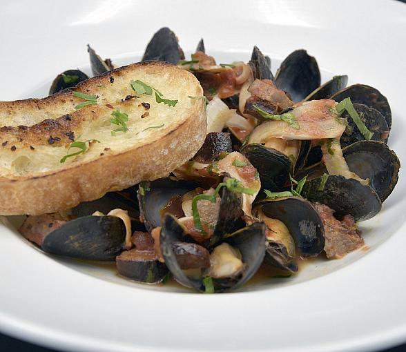 Limited Time Mussel Fest Menu Now Available at d.vino Italian Food & Wine Bar
