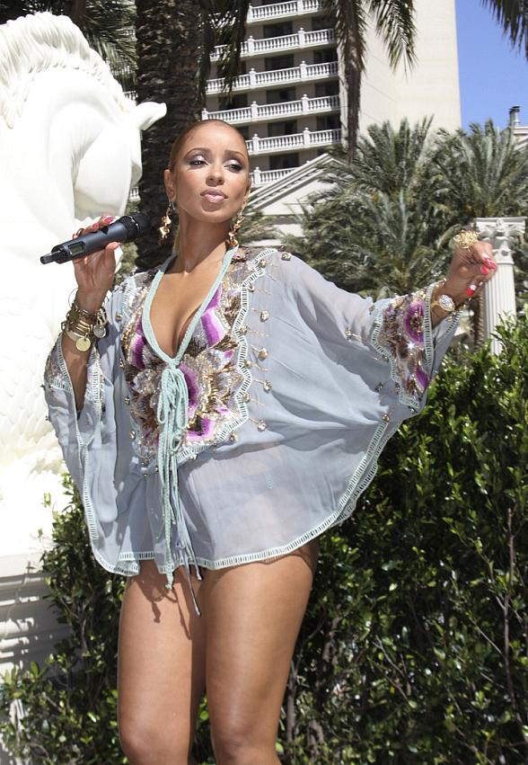 Mya at Venus Pool Club