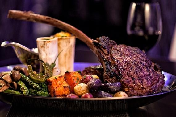 N9NE Steakhouse - Tomahawk for Two