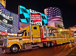 LVMS NASCAR Sprint Cup Series Hauler Parade returns to Thursday, March 5