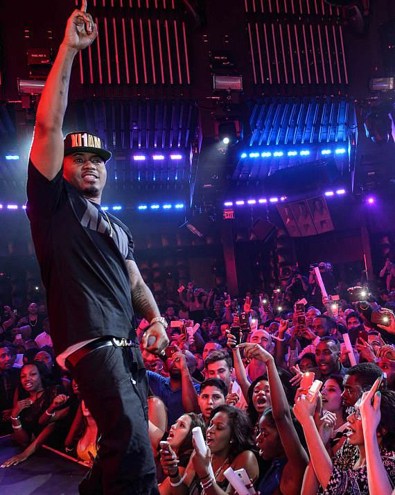 Nas at Marquee