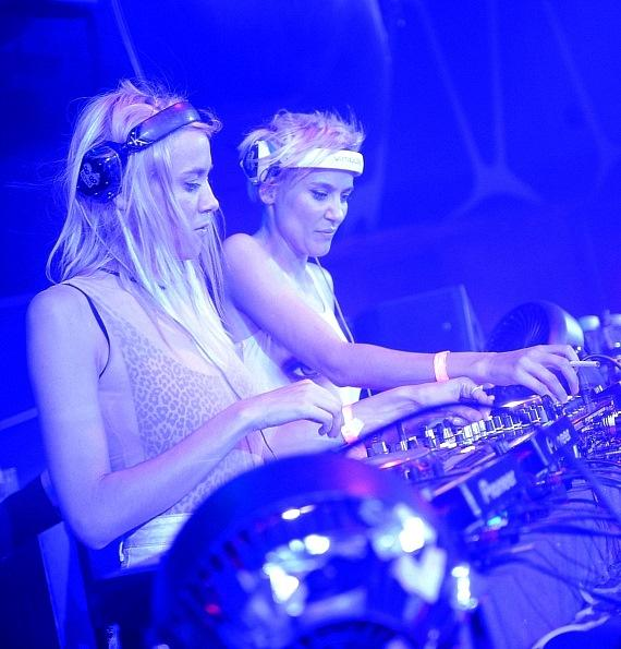 NERVO spins at Hakkasan Las Vegas