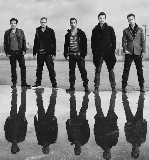 New Kids On The Block Announce Four Night Run at The Axis at Planet Hollywood in Las Vegas