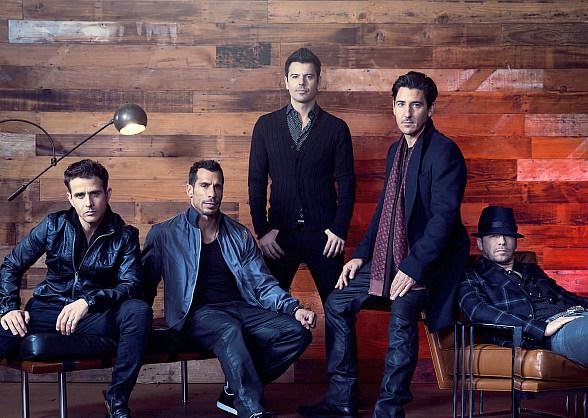 New Kids On The Block kick off The Main Event Tour at Mandalay Bay Events Center May 1
