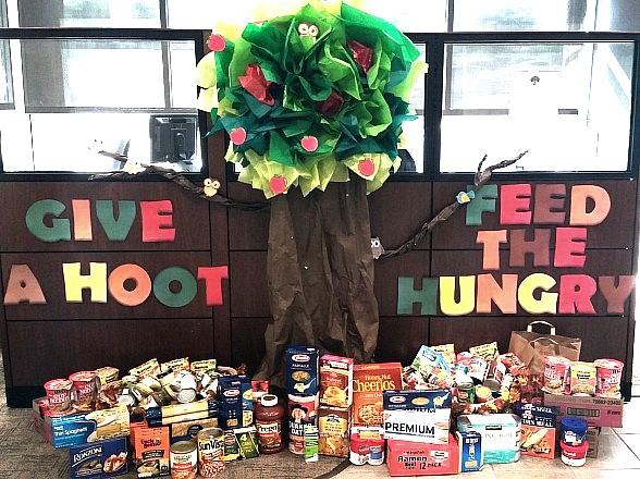 Nevada State Bank Hosting Food Drive to Benefit Las Vegas Rescue Mission; Non-Perishable Items Collected Through Nov. 17