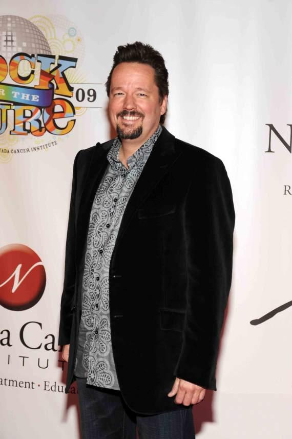NVCI Rock for the Cure - Terry Fator