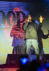 Snoop Dogg performs his hits at TAO Nightclub in The Venetian in Las Vegas