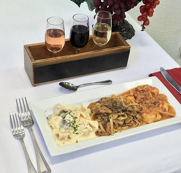 Enjoy National Pasta Day with a Pasta Flight at the Bootlegger Italian Bistro in Las Vegas