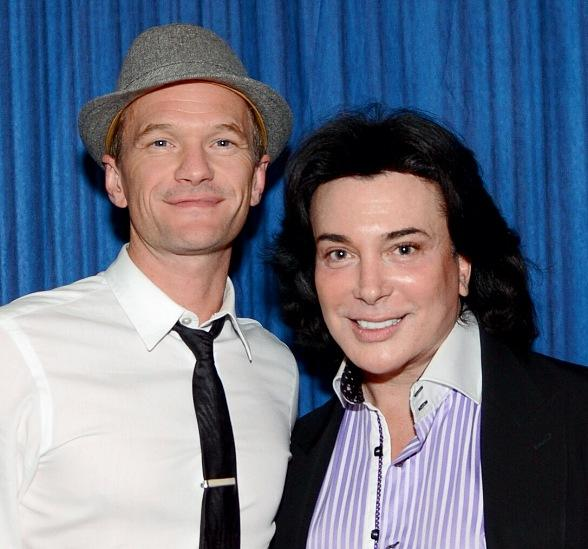 "Neil Patrick Harris Attends Frank Marino's ""Divas"" Show at The Quad"