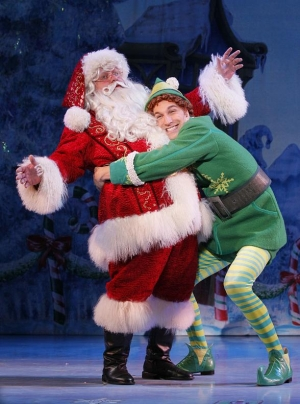 "Holiday Stage Production ""Elf The Musical"" at The Smith Center Nov. 24-29"