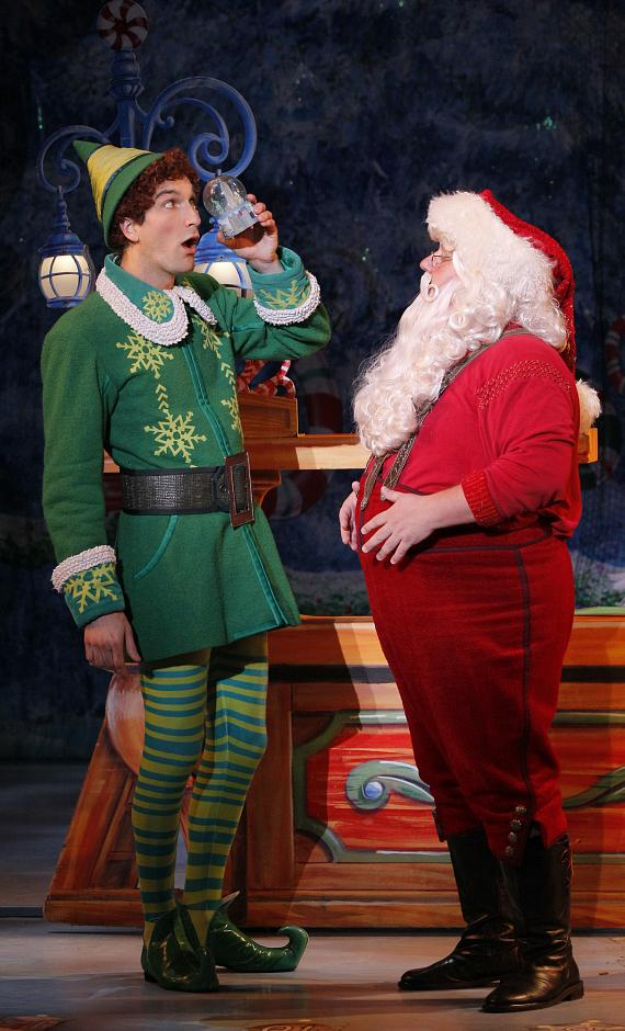 Daniel Patrick Smith and Ken Clement from the ELF Tour Company