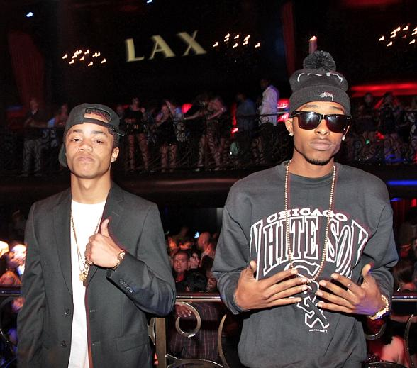 New Boyz Perform Live at LAX Nightclub