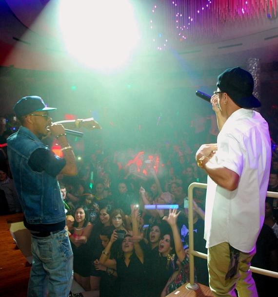 New Boyz at RPM Nightclub at the Tropicana Las Vegas