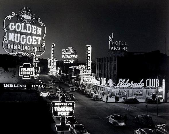 A 'Snapshot' of Downtown Las Vegas Historical Evolution Revealed in Special Exhibition at The Mob Museum