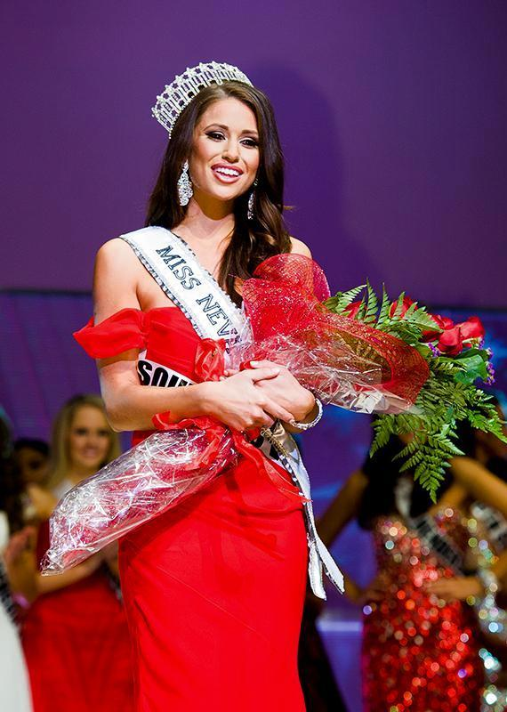Nia Sanchez (Miss Nevada USA 2014)
