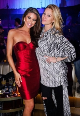 Miss USA Nia Sanchez and Shanna Moakler host the official Miss Nevada After-Party at LiFE Nightclub