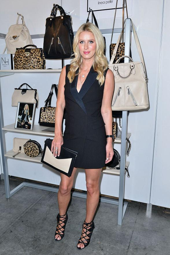 Designer Nicky Hilton Launches New Handbag Capsule Collection