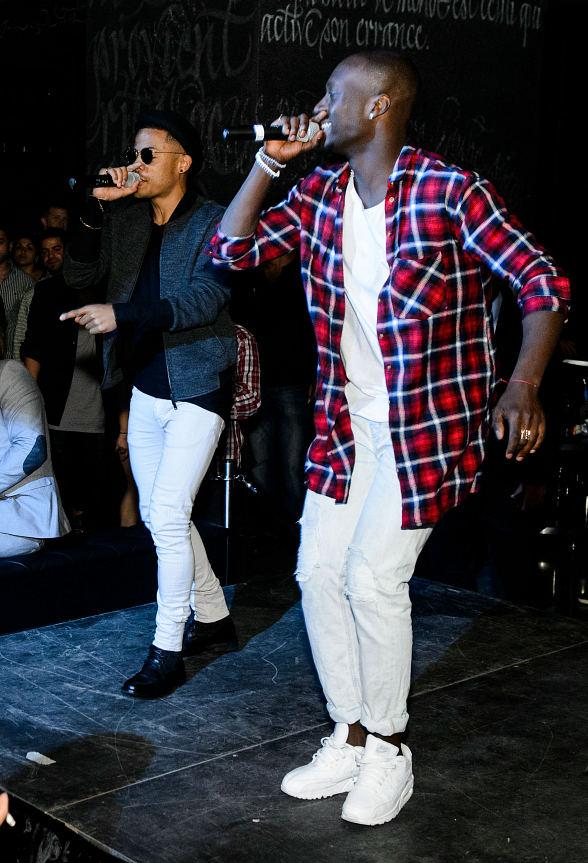 Nico & Vinz perform at Foxtail
