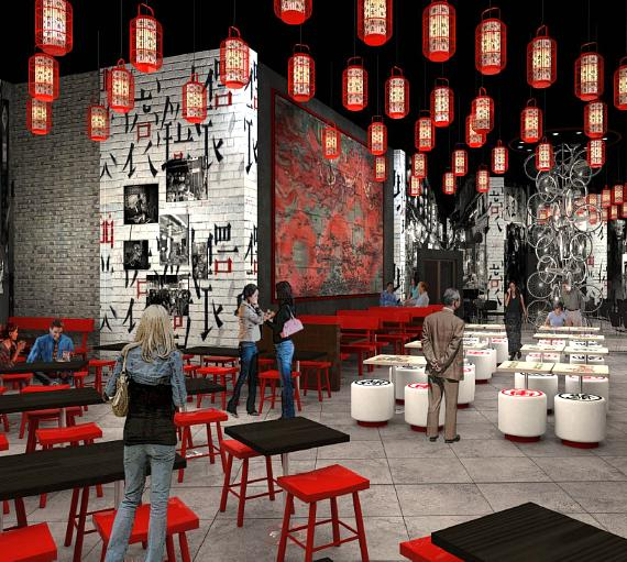 Lucky Dragon Hotel Casino in Las Vegas Fully Capitalized and on