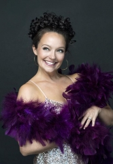 "Broadway Singer Niki Scalera performs ""Bassey and Me"" January 14 and 22 at The Smith Center"