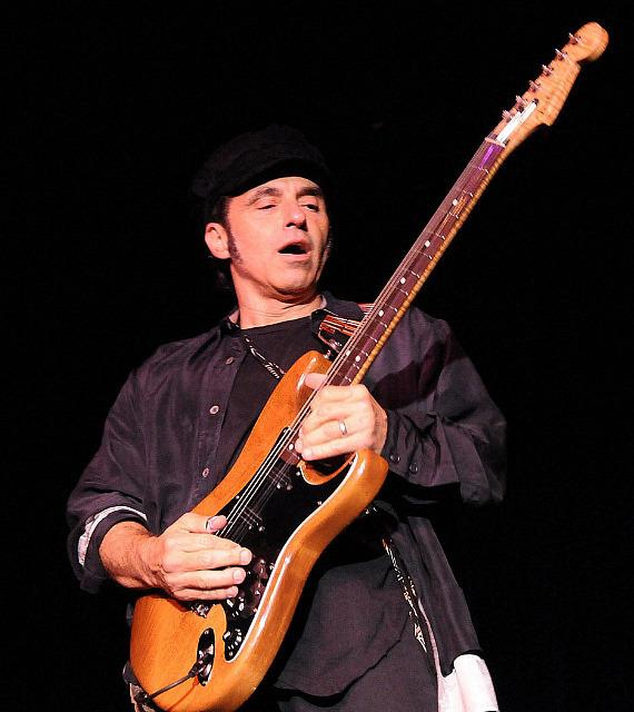 Nils Lofgren Performs at Club Madrid at Sunset Station