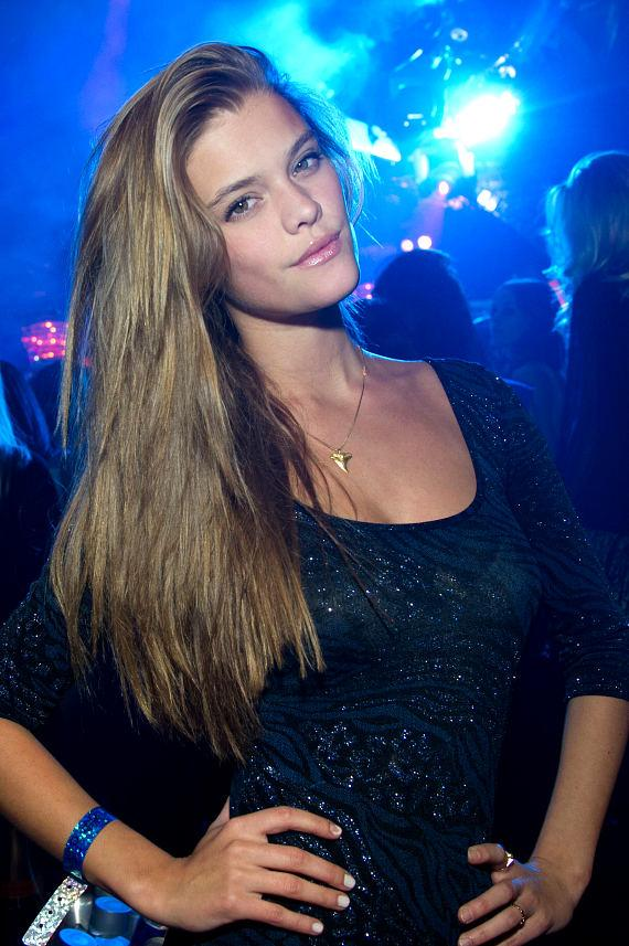 Nina Agdal at LAVO