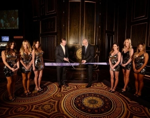 OMNIA Nightclub Welcomes Opening Night with Ceremonial Ribbon Cutting