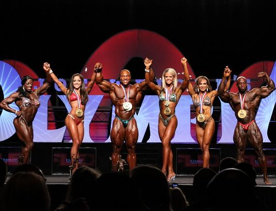 Olympia Weekend Returns to the Orleans Arena, September 28-30