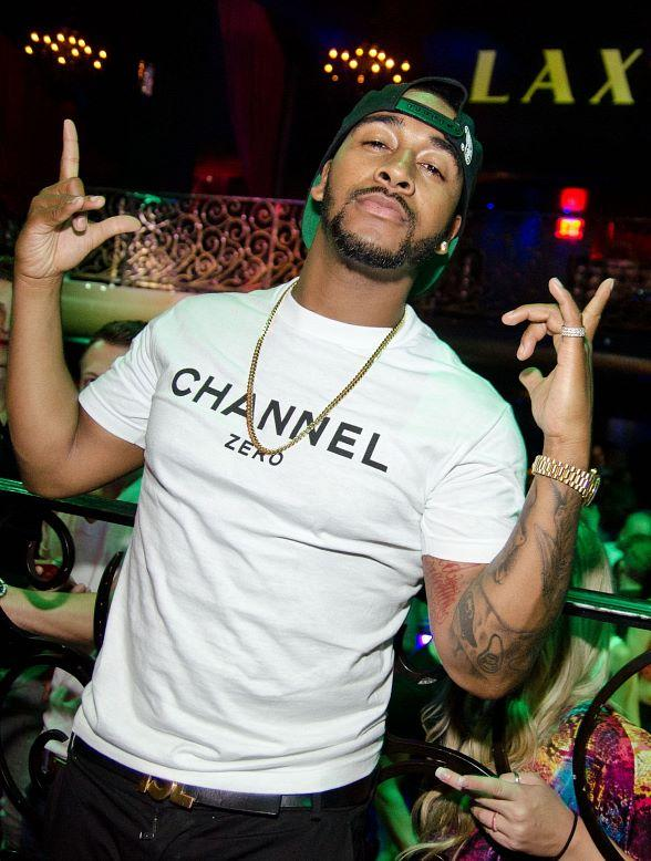 R&B Singer Omarion Performs at LAX Nightclub in Las Vegas