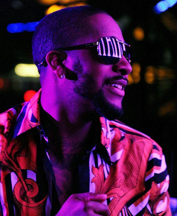 Omarion at Chateau Nightclub & Gardens
