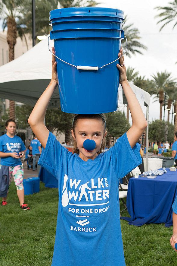 "One Drop Hosts Sixth Annual ""Walk for Water"" Oct. 21; Three-Mile ""Fun Walk"" Begins at the Smith Center, Ends at Las Vegas Springs Preserve"