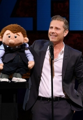 """Paul Zerdin: Mouthing Off"" Grand Opening at Planet Hollywood attracts Vegas Celebs Murray SawChuck, Ben Stone, Jasmine Trias, Frankie Moreno, Lacey Schwimmer, Mat Franco, Duff Goldman and more!"