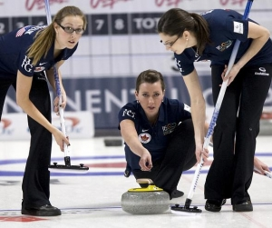The World Financial Group Continental Cup of Curling Returns to the Orleans Arena Jan. 14-17