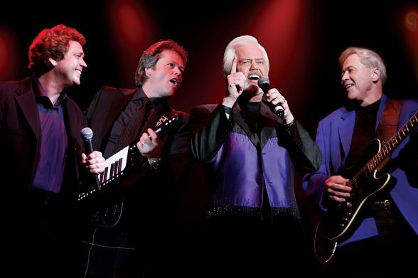 The Osmonds -­ Wayne, Merrill, Jay and Jimmy - Return to The Orleans Showroom March 1-4