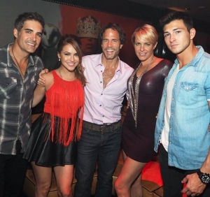"""""""Days of Our Lives"""" Cast Parties at 1 OAK Nightclub in The Mirage Hotel & Casino"""