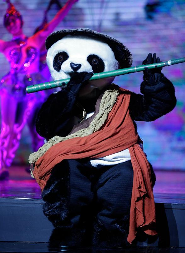 VIPs and Celebs Help PANDA! Celebrate World Premiere at The Venetian and The Palazzo in Las Vegas