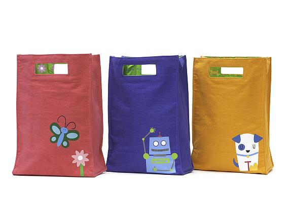 Esperos Assorted Lunch Totes
