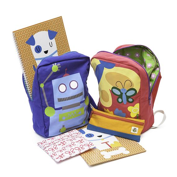Whole Foods Market and PBS Kids backpacks