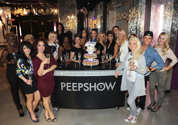 PEEPSHOW's cast celebrates 1,000th Show