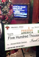 Frank L. Stile Foundation Commemorates Serving 1 Million Meals to Children