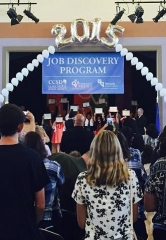Opportunity Village and Clark County School District Host 13th Annual Job Discovery Program Graduation Ceremony