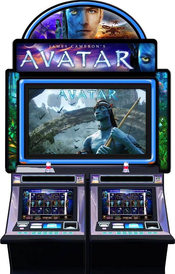 James Cameron's AVATAR Slot Machines to Debut at G2E 2013 Sept. 24-26