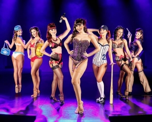Stratosphere's PIN UP Starring Claire Sinclair Announces New Performance Time as o