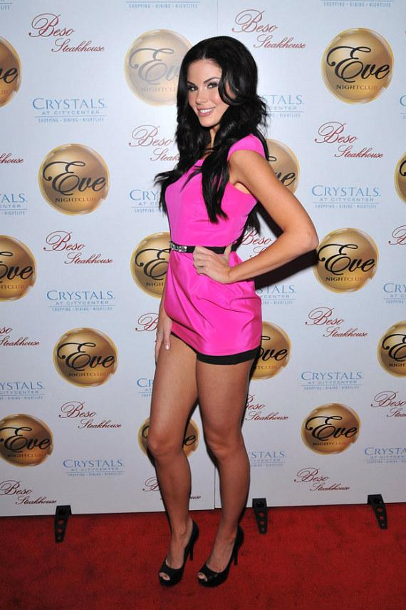 Jayde Nicole hosts S&M Sundays at Eve Nightclub