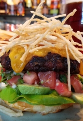 Public School 702 Announces their March Burger: The Fiesta Burger
