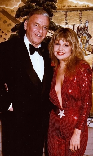 Pia Zadora Pays Tribute to Sinatra's 100th Her Way at Piero's in December